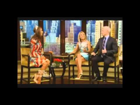Nia Sanchez, Miss USA 2014 | Live With Kelly and Michael
