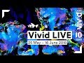 Announcing the Vivid LIVE 2018 Line up A contemporary music takeover curated by Sydney Opera House