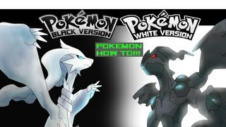 Pokemon Black & White How To Get HM:03 Surf