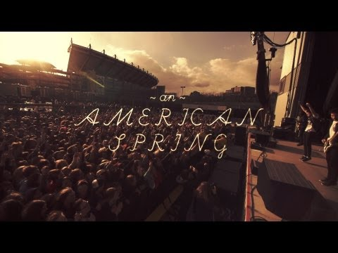 You Me At Six 'An American Spring' Episode 3: EAST COAST