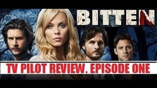 BITTEN ( 2014 Laura Vandervoort ) TV Pilot Episode 1