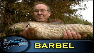 Barbel fishing tips (part 2) - Rolling meat on the Kennet - Totally Awesome Fishing