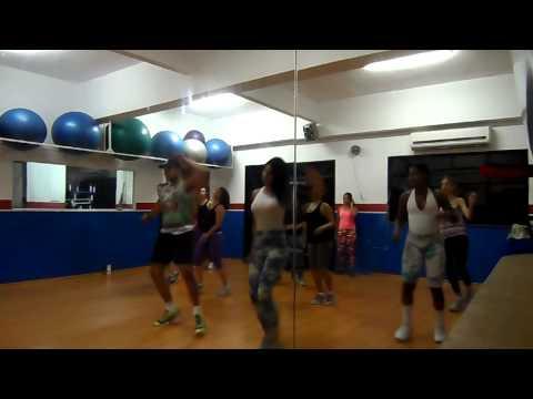 Tempo de alegria - Ivete Sangalo - (coreografia) Professor Diego
