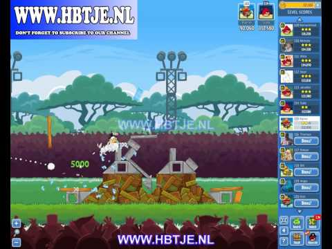 Angry Birds Friends Tournament Level 2 Week 87 (tournament 2) no power-ups