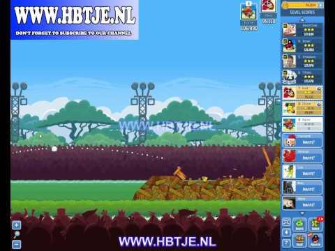 Angry Birds Friends Tournament Level 3 Week 106 (tournament 3) no power-ups