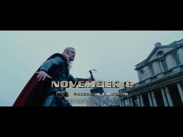 Marvel's Thor: The Dark World - TV Spot 3