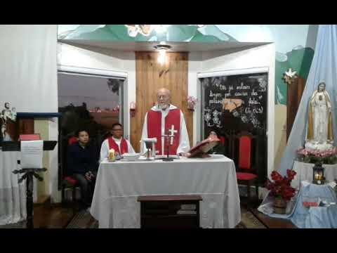Santa Missa | 12.05.2020 | Terça-feira | Padre José Sometti | ANSPAZ