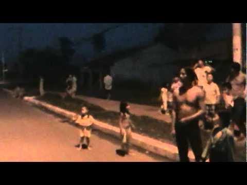 Cháy nổ lớn Nhà máy Thép Việt Phú Mỹ Tân Thành 24-12-2012 Part3