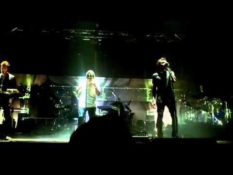 Massive Attack - Splitting the Atom (LIVE in Sofia, 05.06.2014)