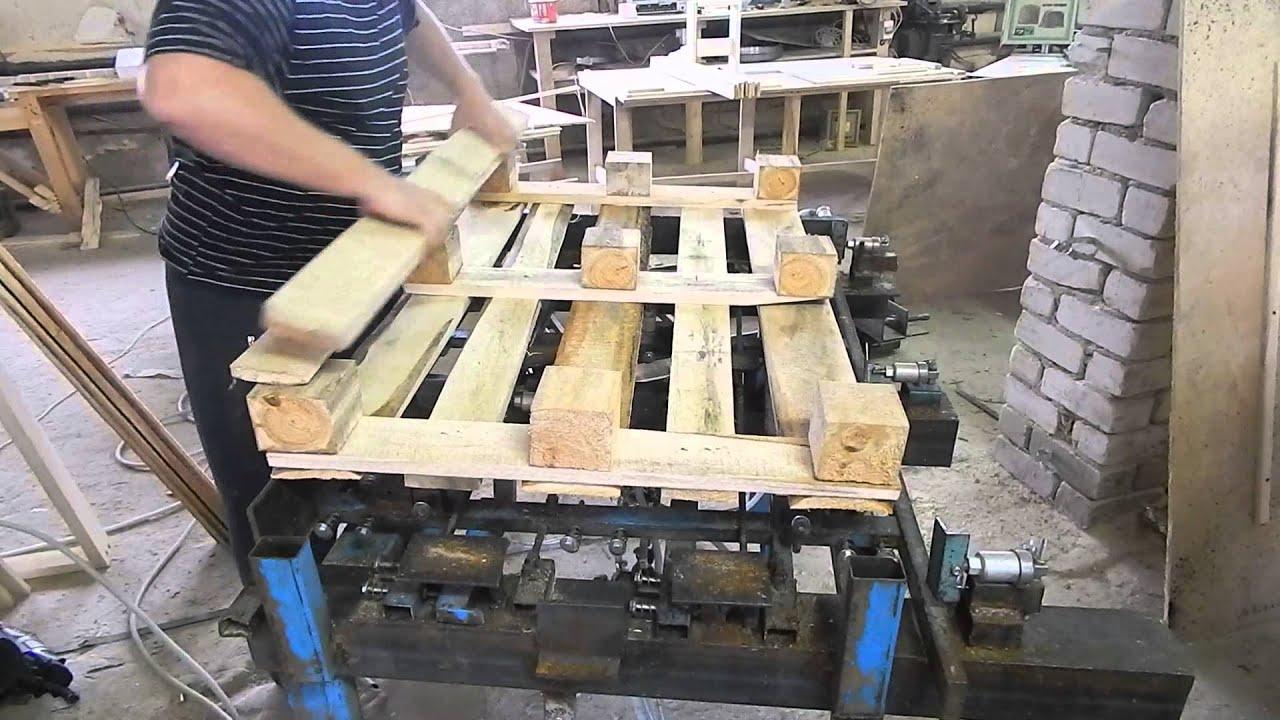 Стол для изготовления поддонов своими руками чертежи