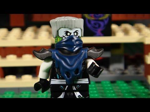 LEGO NINJAGO THE MOVIE PART 22 - TRAILER - CURSE OF THE OVERLORD