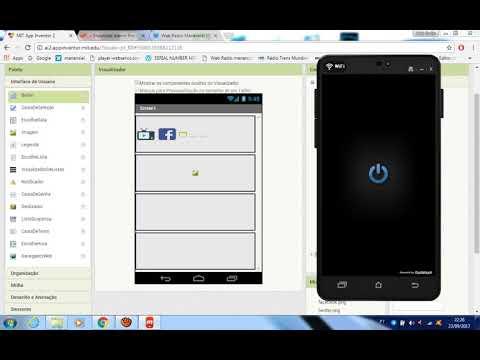 Como criar aplicativo para Web Rádio