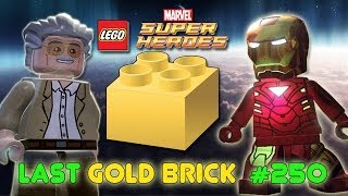 LEGO: Marvel Super Heroes The Last Gold Brick # 250