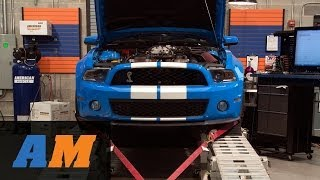Stage 1: 2010-2012 Shelby GT500 Bolt-On Build-Up