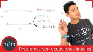 Resolver problema con ecuación