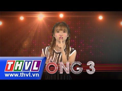 THVL | Ca sĩ giấu mặt – Tập 3 - Vòng 3: Gửi cho anh – Khởi My và 3 thí sinh