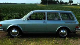 rare 1974 vw 412 wagon
