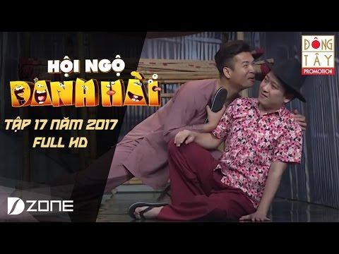 Hội ngộ danh hài 2017 - Tập 17 Full HD: Chí Tài, Trường Giang, Võ Minh Lâm, Lê Giang (1/4/2017)