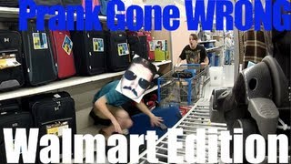 Prank Gone WRONG Walmart Edition 2013 (BLACK FRIDAY)
