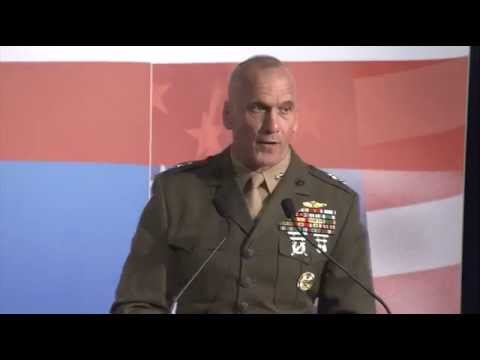 Major General Richard L. Simcock II - Alliance 21 Canberra