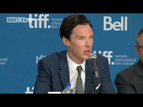 Benedict Cumberbatch on acting