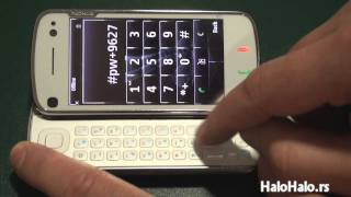 Nokia N97 dekodiranje pomoću koda