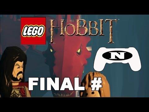 Lego The Hobbit O Acerto de contas com Smaug  FINAL#