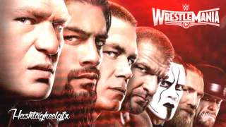 2015: WWE WrestleMania 31 (XXXI) Official Theme Song