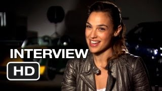 Fast & Furious 6 Interview Gal Gadot (2013) Dwayne