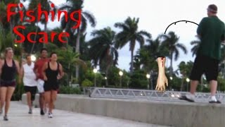 [Fishing Scare Prank Severed Arm] Video
