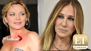 Sarah Jessica Parker Speaks Out About Kim Cattrall | ET Canada