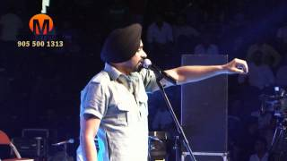 Babbu Mann Live In Toronto Jatt Ne Trala, Uchian Imartan, New Poetry. New Punjabi Music Video 2012