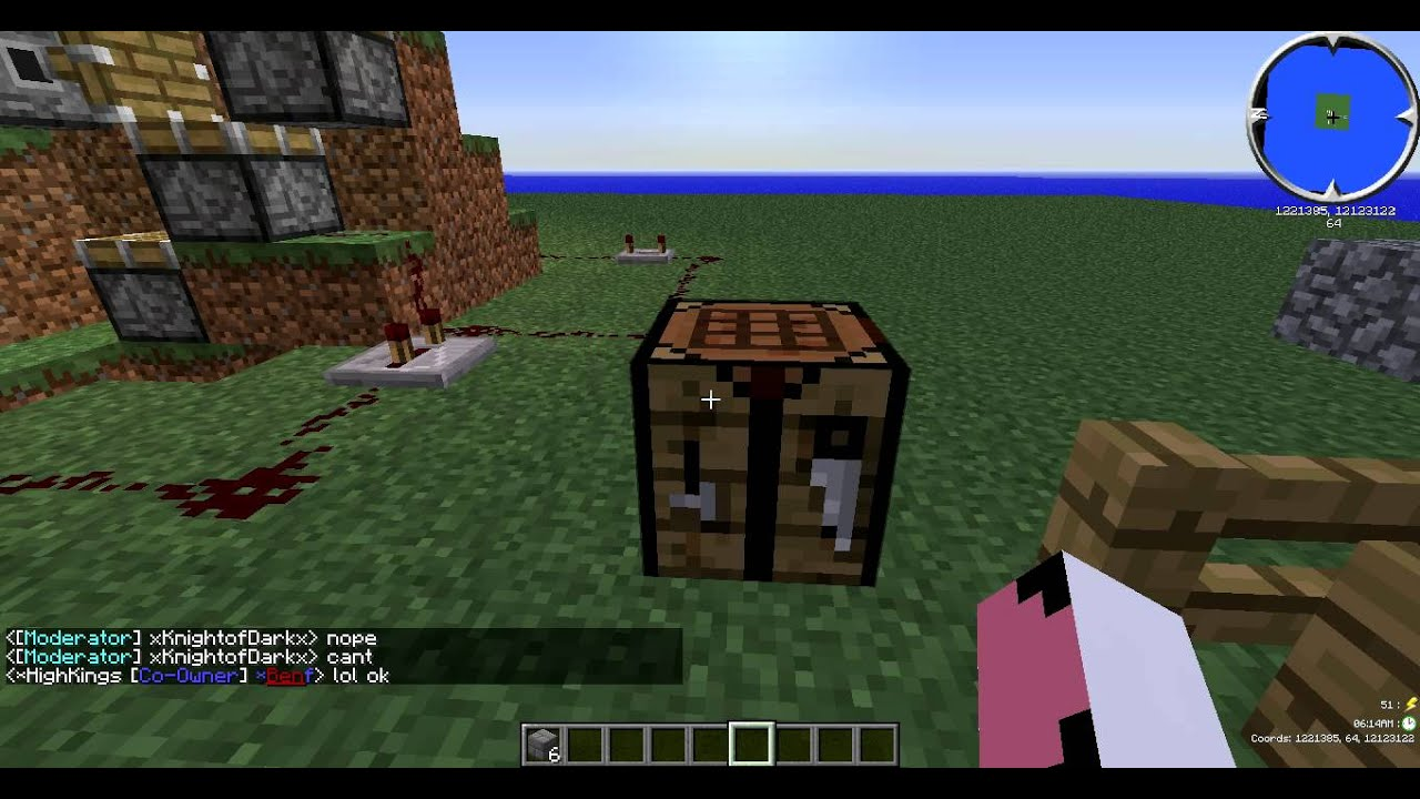how to make brick munecraft