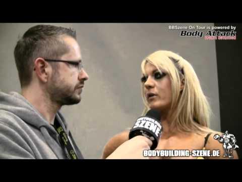 FIBO 2011 Lisa Cross Interview - YouTube