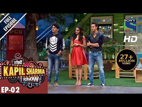 The Kapil Sharma Show–Episode 2–दी कपिल शर्मा शो–Tiger Shroff and Shraddha Kapoor-24th April 2016