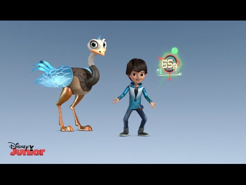 Miles From Tomorrow - Messages From Miles - 65a - Official Disney Junior UK HD