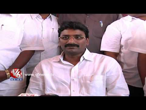 CM Kiran's Intention to change Ministers Portfolios in AP