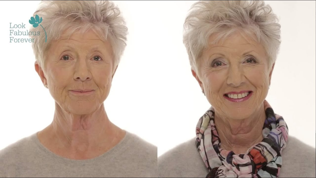Makeup Looks for Older Women