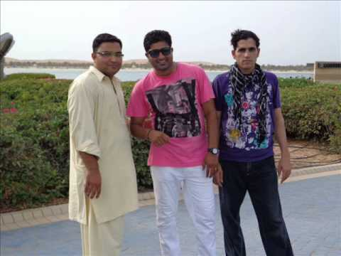 Lassan Nawab (Pakistan) Moh.d Babar And Friendzzzzz in Dubai