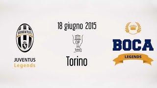 Il 18 giugno allo Stadium, l'Unesco Cup - Unesco Cup, 18 June at Juventus Stadium