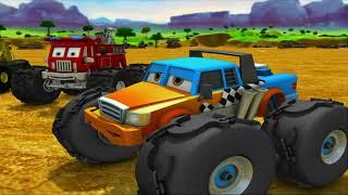 Meteor Monster Truck 19 - Veľký hák pre LT