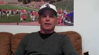 Interview w/SJU Head Baseball Coach Jerry Haugen - 2014 Hamline