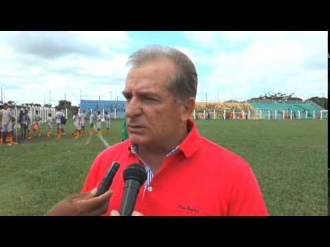 Finais dos 37º Jogos Estudantis mato Grossense - Autoridades