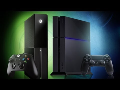 PS4 vs XBOX ONE: Sales Comparison News!!