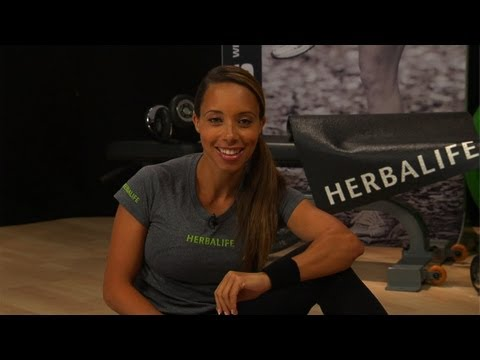 How do a perfect ... de-stress exercise | Herbalife Fit Tips
