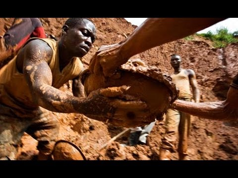 The price of gold: Chinese mining in Ghana documentary