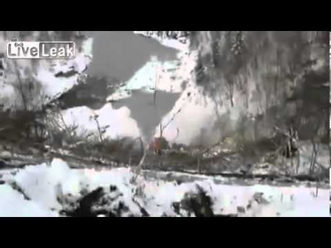 LiveLeak com   Tow Truck accident in Norway