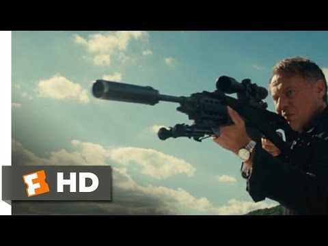 Abduction (9/11) Movie CLIP - Diner Attack (2011) HD