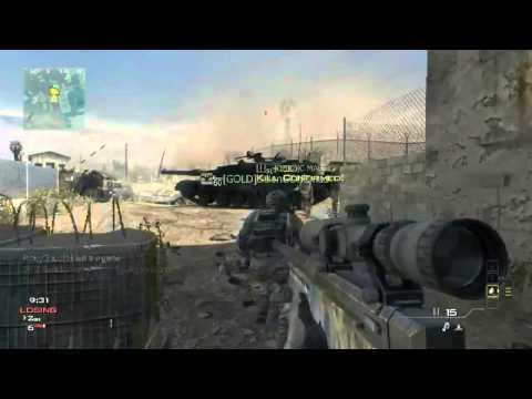 MW3 Triple Feed and Collad