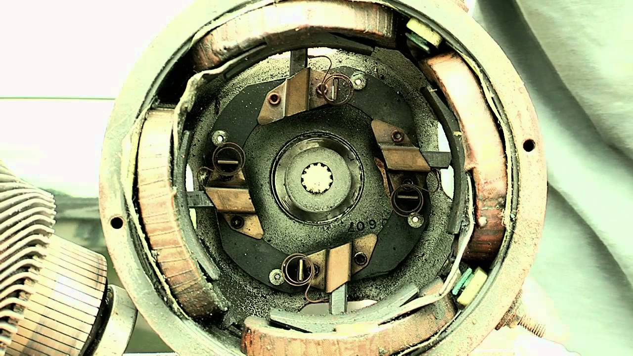 Diy electric car 04b dc motor basics part 2 youtube for How to make a homemade electric motor